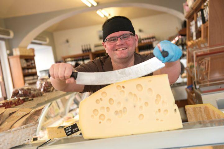 Milovníci sýrů si unás přijdou na své!